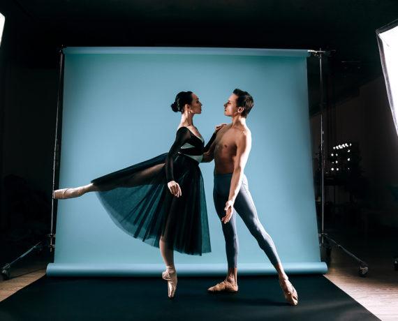 Love + ballet = magic